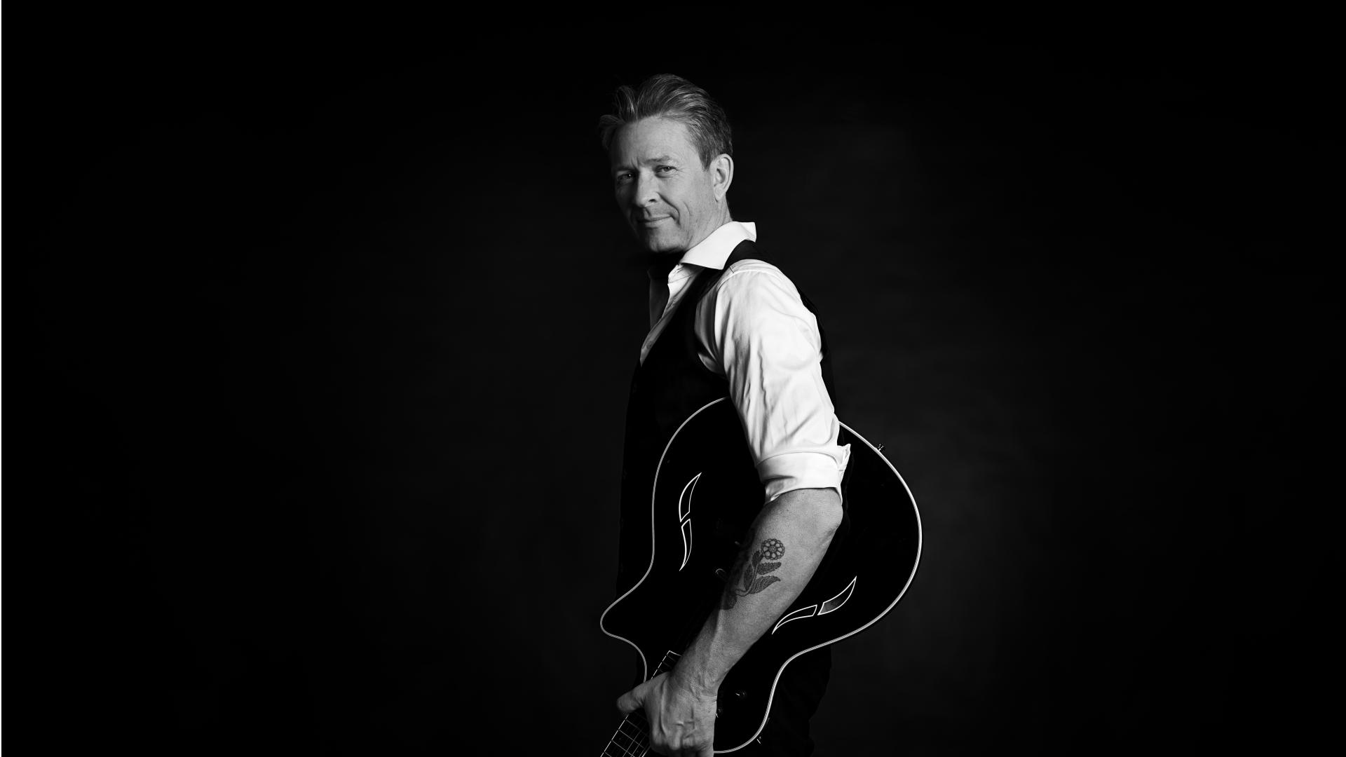 Koncert: Anders Blichfeldt Solo @ Industrien