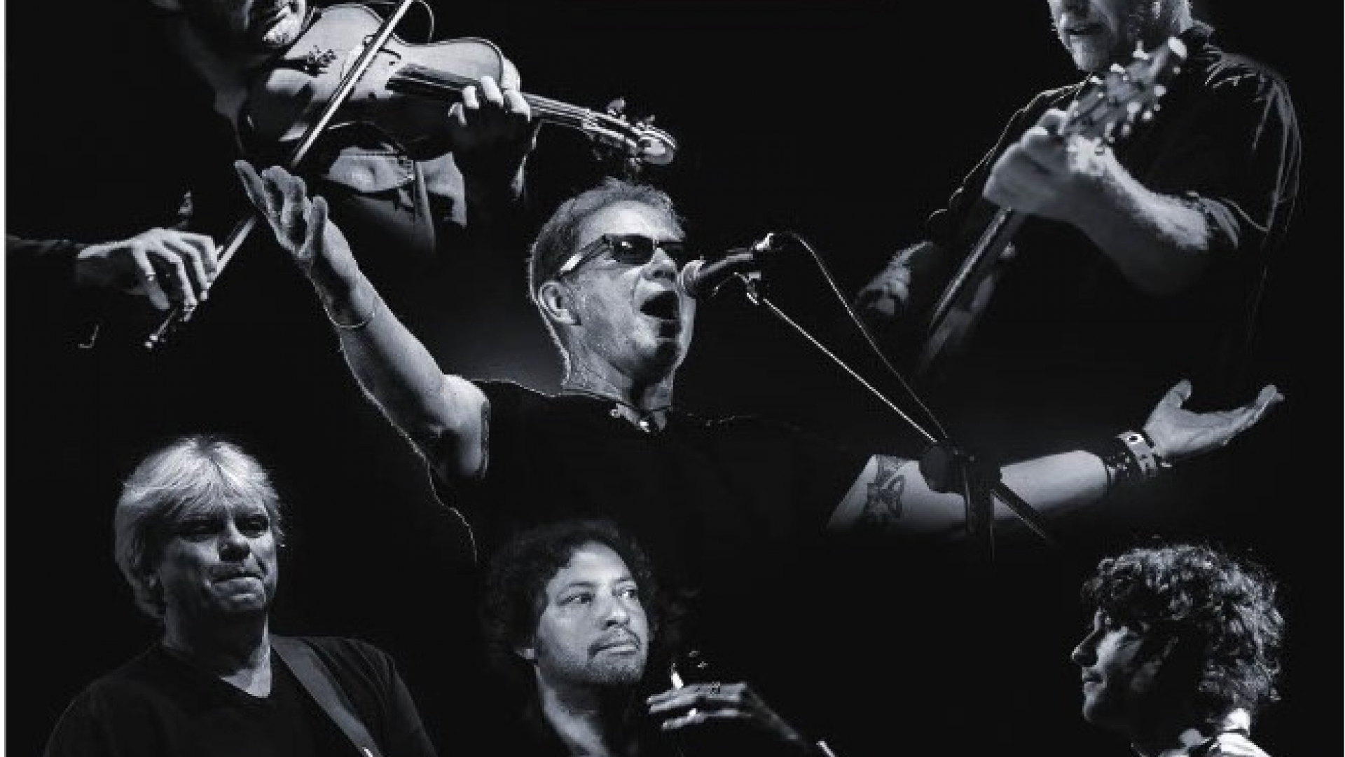 NY DATO: Koncert: Oysterband Tour 2021 @ Industrien